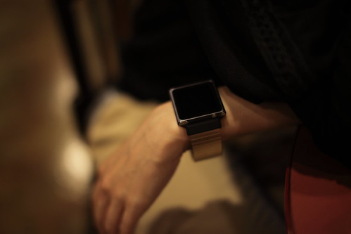 ipod nano G6 with Incase Flex Wristband