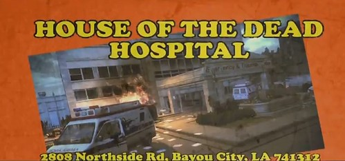 House of the Dead Hospital Cares For Your Well Being