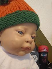 Pumpkin Hat.2
