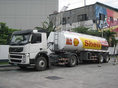 Shell Tanker Truck (Next Base II ) Tags: