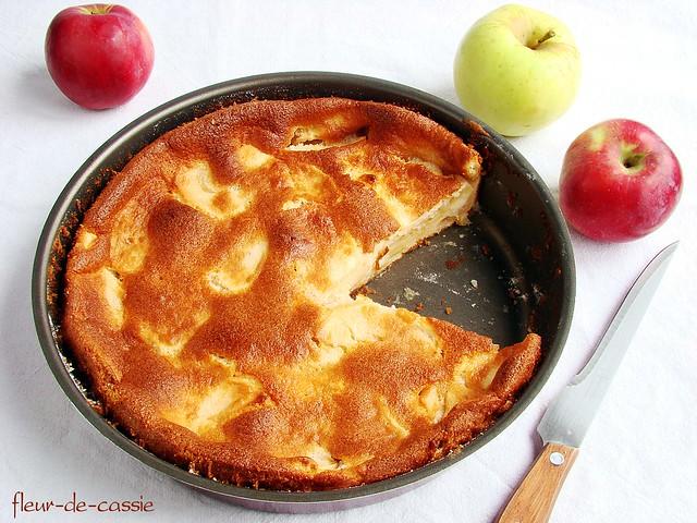 яблочный пирог из Феррары 1