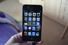 iPod Touch (becki3n0rth) Tags: nikon ipod touch d3100