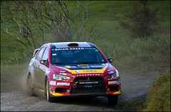 APRC International Rally of Whangarei 2011