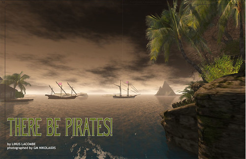 Prim Perfect No. 36: There Be Pirates