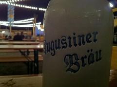 traditionswiesn (Bernd*) Tags: beer munich oktoberfest bier wiesn krug augustiner 2011