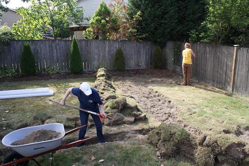 Jane Digging