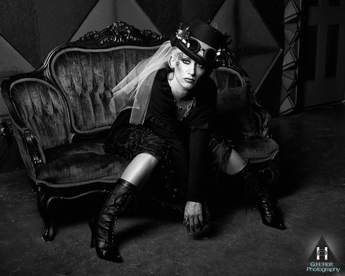 Steampunk by G. H. Holt Photography