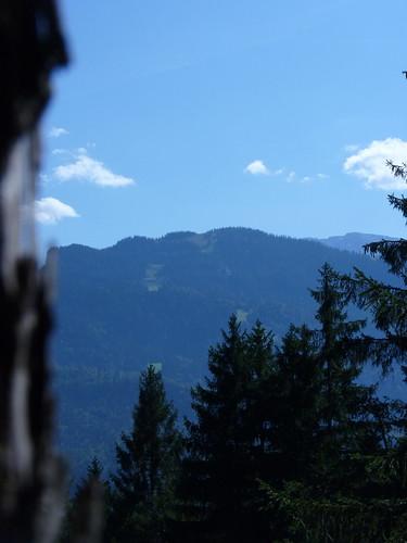 Impressionen von einer Wanderung zur St. Martinshütte