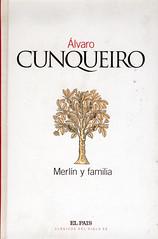 Álvaro Cunqueiro, Merlín y familia