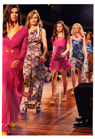 Perth Fashion Festival 2011 - Poppy Lissiman