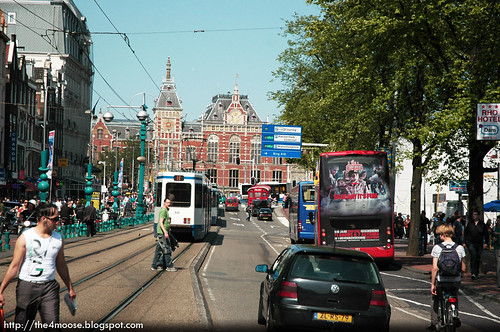 Amsterdam - Amsterdam Centraal Station