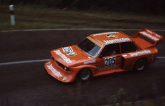 BMW 320  Frieburg Hill climb 1980 (D70) Tags: orange film 35mm canon 1 climb nikon scanner hill slide racing 64 scanned bmw modified series kodachrome fe 1980 vivitar canoscan jagermeister spoiler 70210 320 205 70210mm frieburg bmw320 8600f frieburghillclimb1980