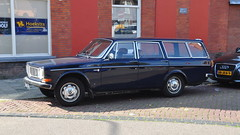 1970 Volvo 145 S (Michiel2005) Tags: auto car wagon volvo 145 140 stationcar 145s