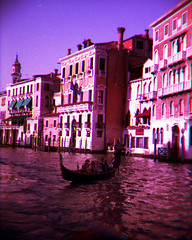 Grand Canal trichrome (pho-Tony) Tags: old blue venice red blackandwhite bw italy white 3 black color colour green home three boat canal 3d italia iso400 ishootfilm stereo filter lee 400 processing shutter gondola hp5 harris filters technicolor rgb effect venezia triple lenticular ilford sergey trilogy gondolier combination separation archaic developing colorize veneto technicolour hp5plus threecolor postprocessing trichrome 3d1000 colourise filmisnotdead threecolour ilfotol trichromy trichromie harrisshuttereffect prokudingorsky threelens sergeyprokudingorsky pse8 ilfotol3 trilogy3d1000