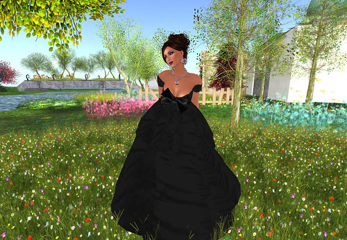 Summer Night Dress by Cherokeeh Asteria
