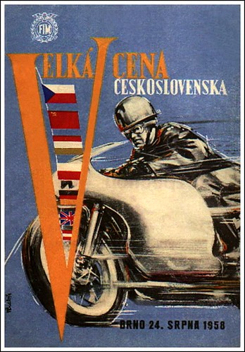 1958  Brno  Czeck GP by bullittmcqueen