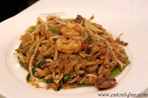 LST Fried Koay Teow, Lorong Seratus Tahun