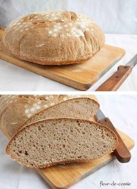 хлеб французский деревенский 2