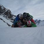BC Girls in Portillo - THANKS HAYWOOD PHOTO CREDIT: Becca Bermel