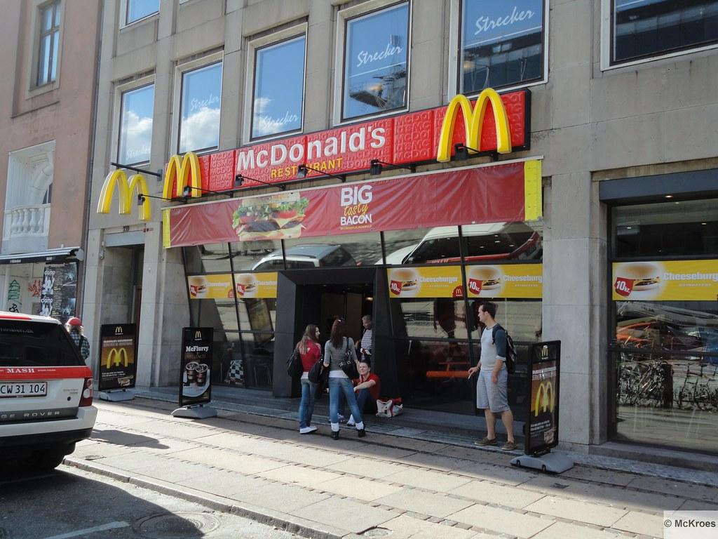 mcdonalds københavn h