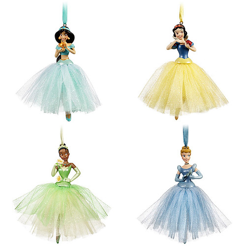Disney Princess Ornament - a photo on Flickriver