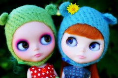 My Two FrankieDarling Girls (272/365)