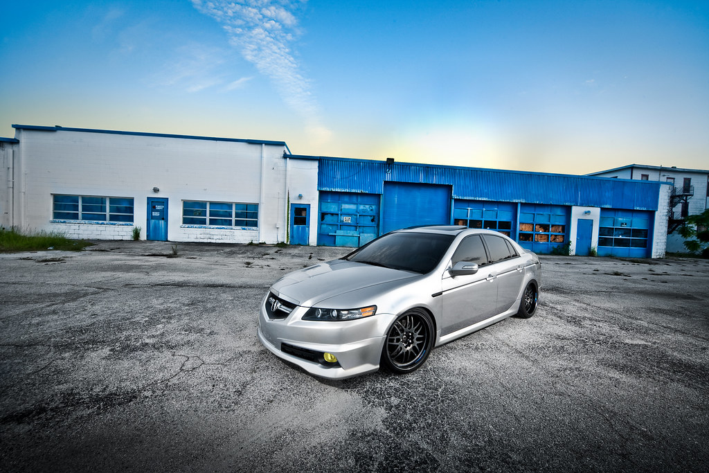 CLOSED 08 Acura TL-S 6MT-Rare Manual,Super Clean,CCW,Nitto ...