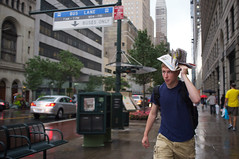 DSCF4022 (Josh Kesner) Tags: street nyc newyork rain 35mm fuji manhattan candid streetphotography finepix gothamist f2 x100 kesner fujix100 joshkesner