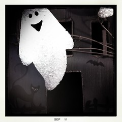 """Halloween"" iPhone + Hipstamatic Stop Motion Video - Scene 11"