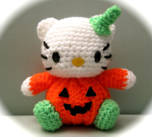 Halloween Hello Kitty: Pumpkin