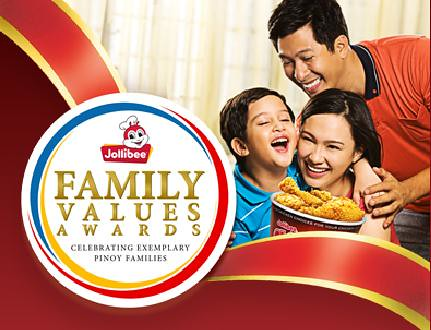 Jollibee Family Values Awards