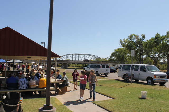 Pioneer Park Bridge 2