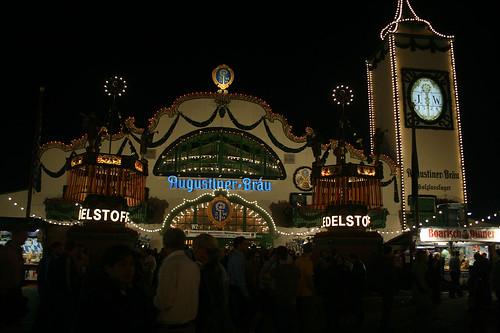 Augustiner Bräu Festzelt