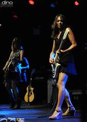 Susanna Hoffs & Vicki Peterson, The Bangles @ Highline Ballroom