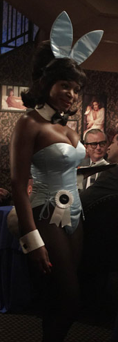 naturi naughton as toni on mad men