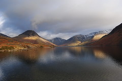 wast water cumbria (steveneeds1) Tags: water wast