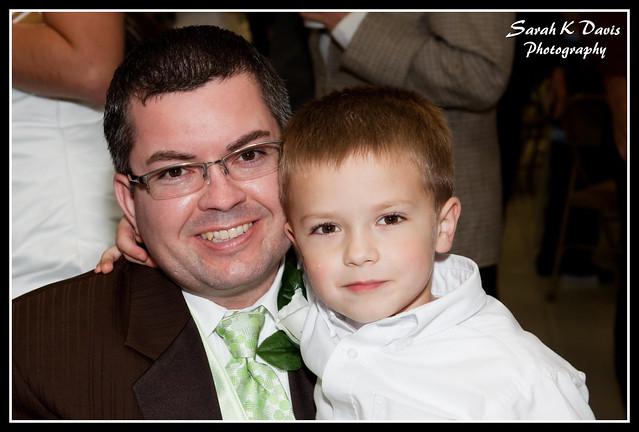 Tanner & Daddy
