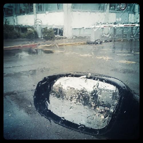Regentag.
