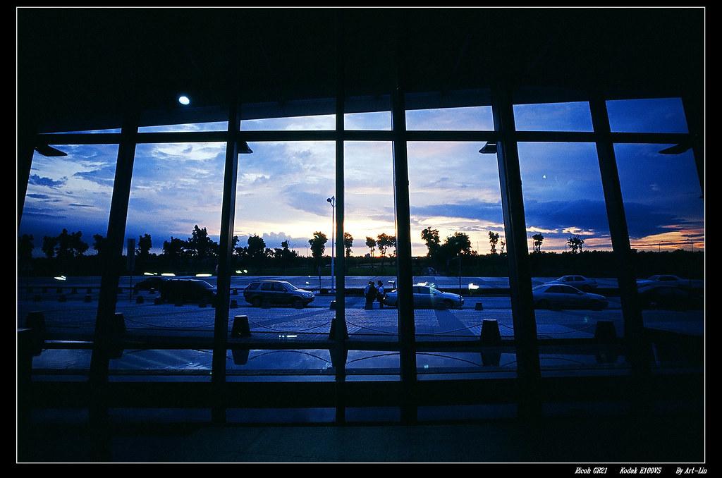 Ricoh GR21 + Kodak E100VS 生活隨拍