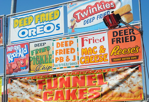 VA state fair, deep fried everything