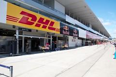F1日本グランプリ2011 ピットウォーク