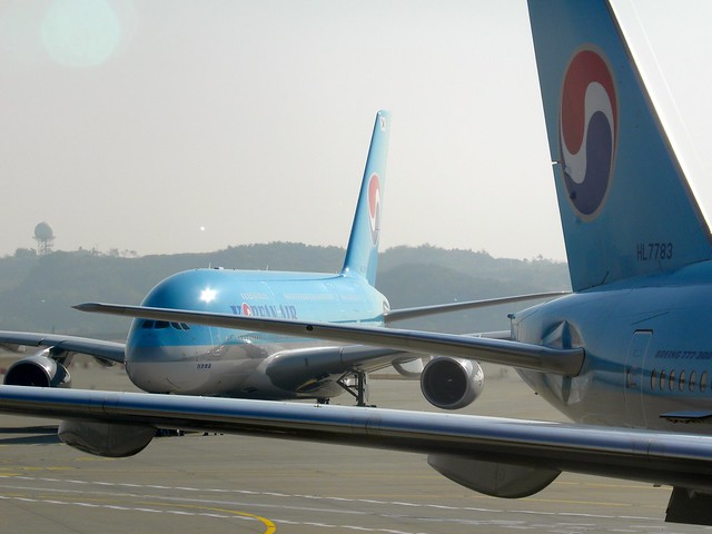 Seoul-Incheon Airport (ICN)