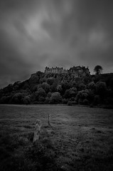 Photo of Stirling Castle - B&W