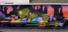 MSK by Gary HA (Heavy Artillery) Tags: graffiti gary msk ha