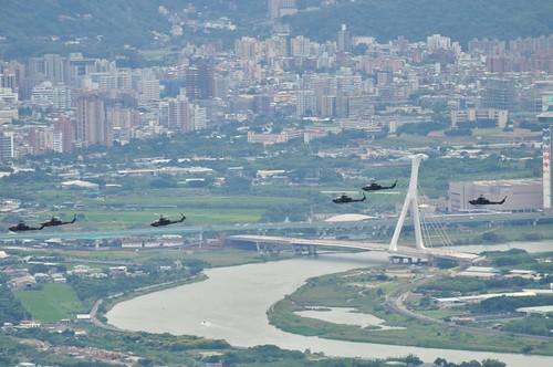 陸軍AH-1W攻擊直升機