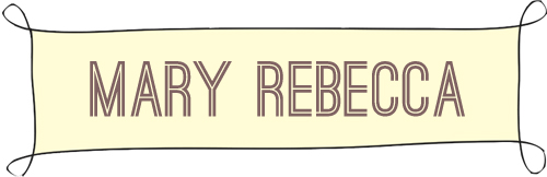 mary rebecca