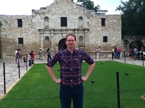 I Win The Alamo