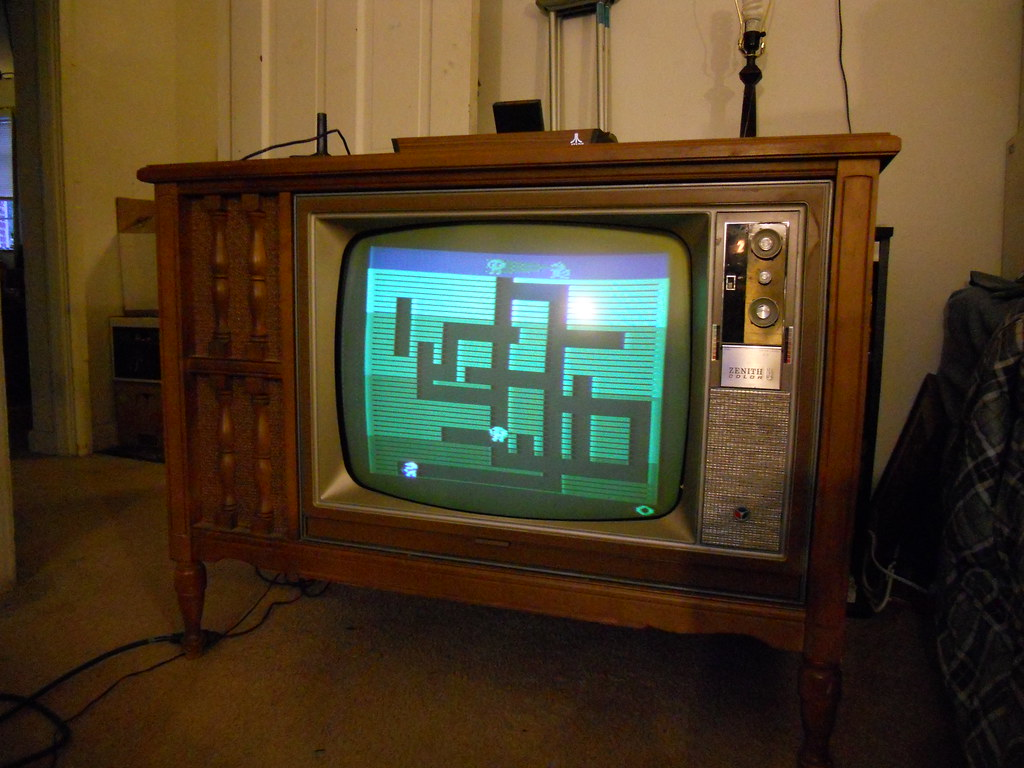 What did your families' tv look like growing up? | TigerDroppings com