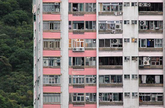 Une fenêtre sur Hong Kong #10