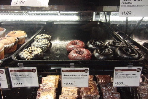 Vegan Donuts at Whole Foods - Overland Park, KS